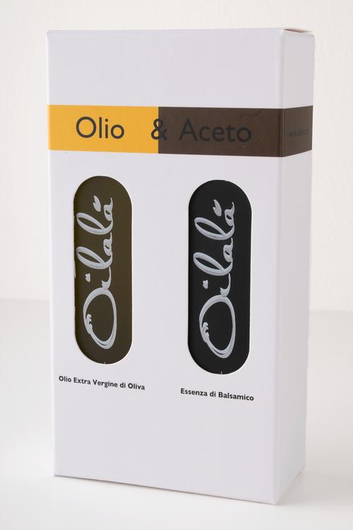 "Olivolja + Balsamico ""Eau de Oilala"""