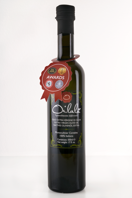 Olivolja Oilala Coratina 500 ml