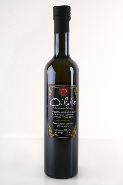 Olivolja Oilala Leccino 500 ml