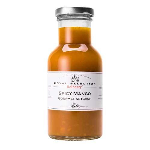 Spicy mango ketchup 250 ml
