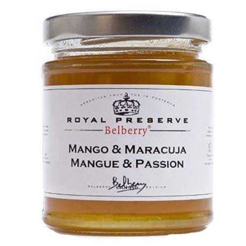 Marmelad, Mango & Passion 215 g