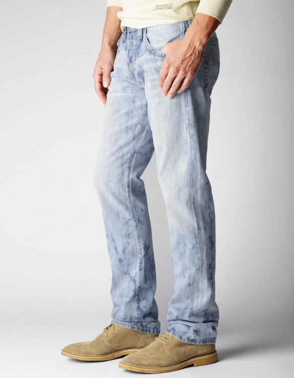 Jeans - Ljusblå Ricky Morqin