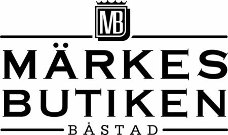Märkesbutiken logo