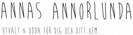 Annas Annorlunda