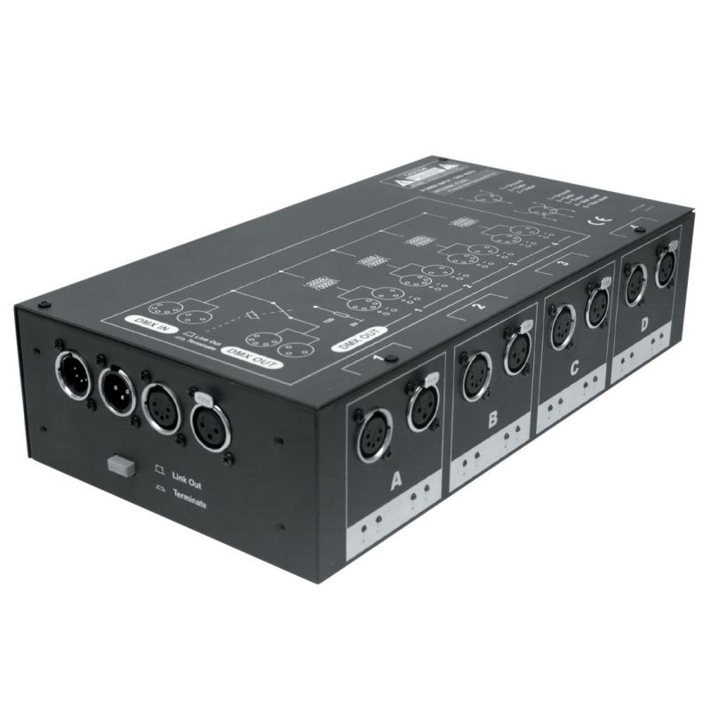 DMX SPLITTER - audiodelight
