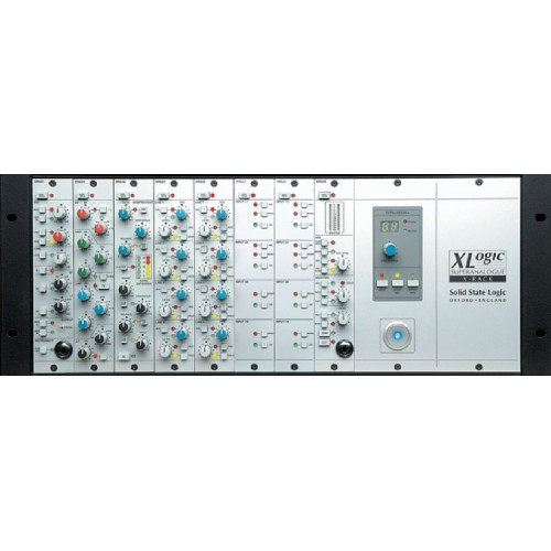 SSL X-Rack empty