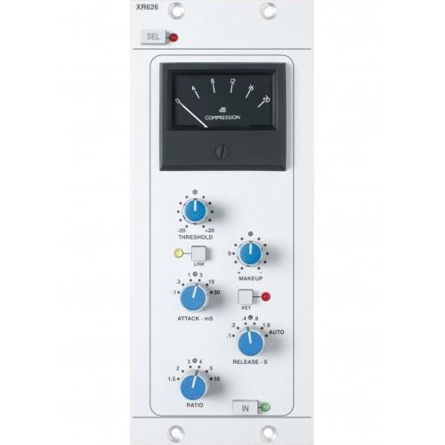 SSL Xrack stereo G compressor module