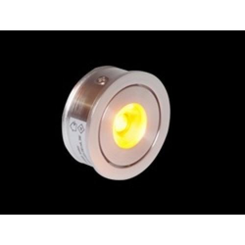 Florence bärnstensgul (amber) LED
