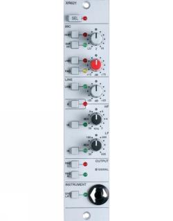 SSL Xrack Mic pre Module