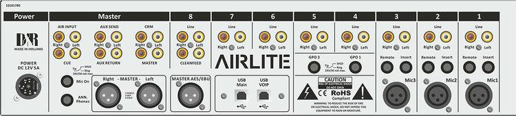 D&R AirLite USB