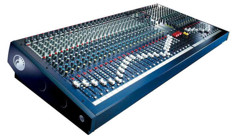 LX7ii-24, 24ch mono inputs