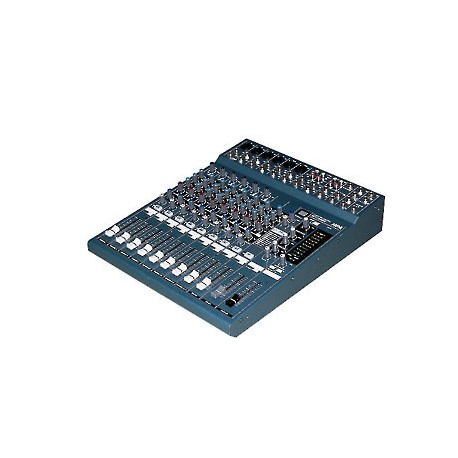HPA Mixer 4mono/4stereo DSP USB interface