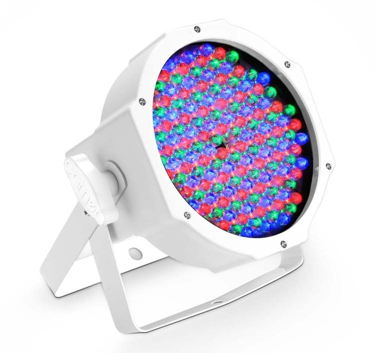 Cameo FLAT PAR CAN RGB 10 IR WH