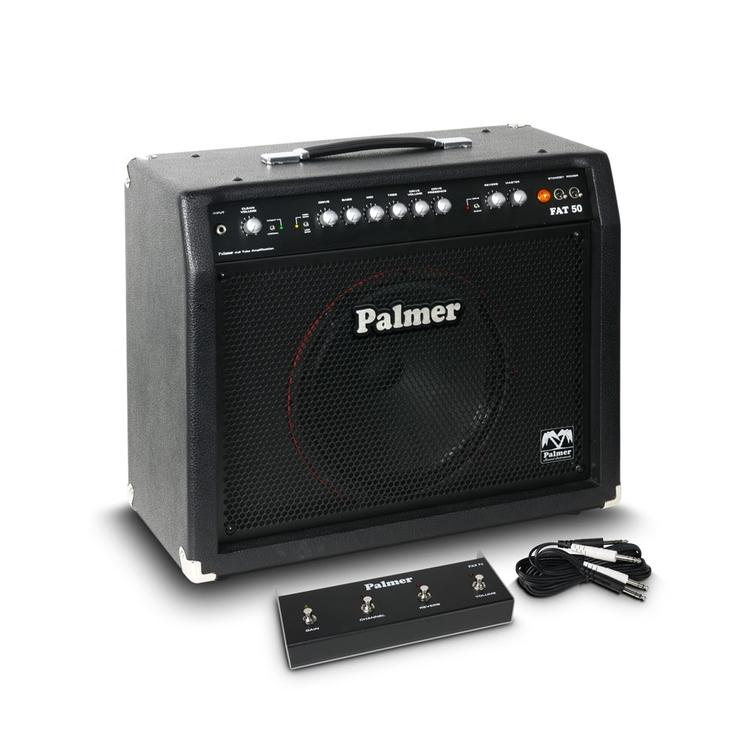Palmer MI FAT 50