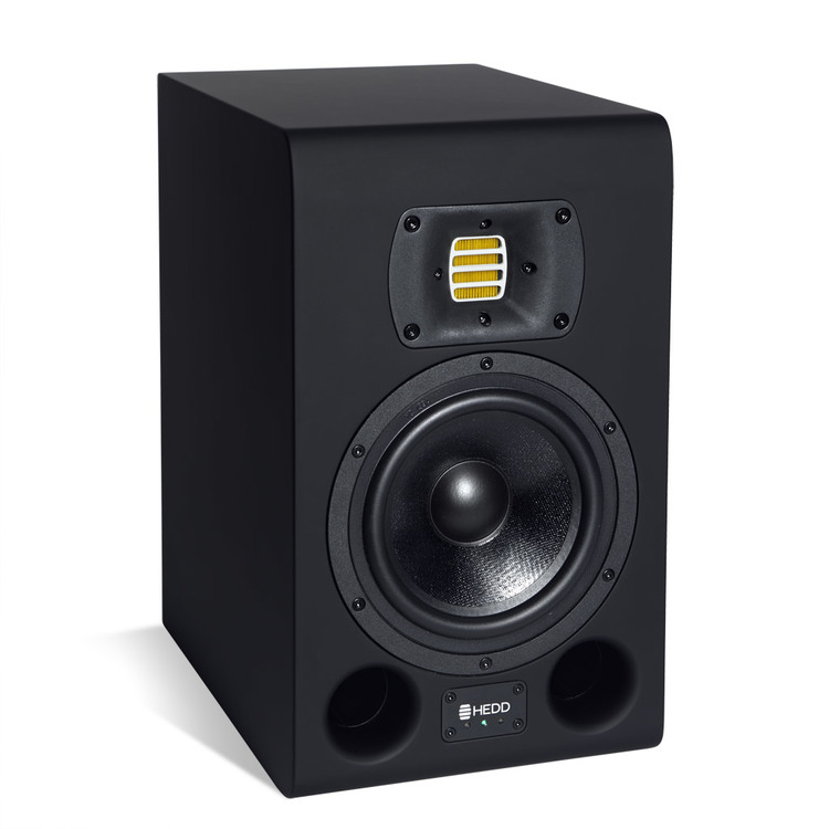 HEDD AUDIO TYPE 07, BLACK, 1 PCS