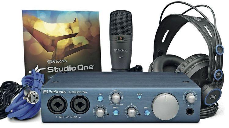 AudioBox iTwo Studio2649