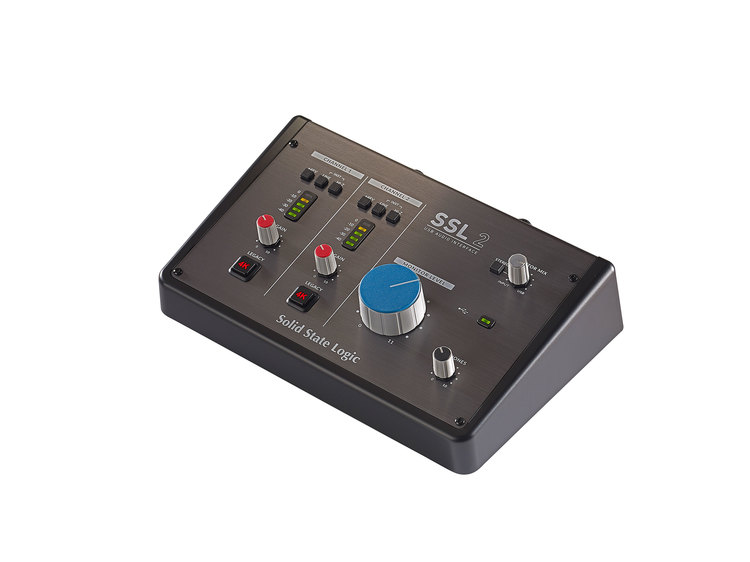 SSL 2 USB Audio Interfaces