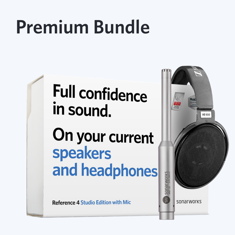 Reference 4 Premium Bundle with HD-650