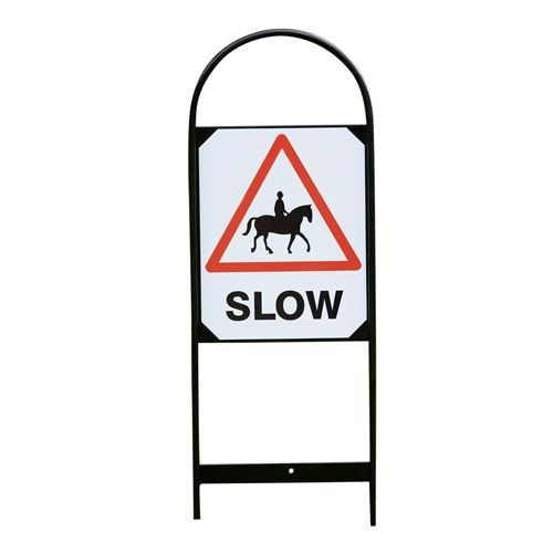 Slowdown skilt