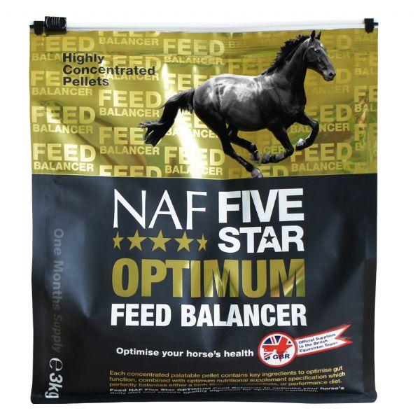 Optimum Foderbalans 3kg