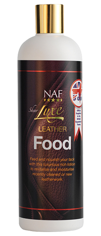 NAF Luxe Leather Food 500 ml