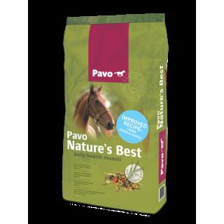 Pavo Nature's Best 15Kg