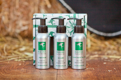 Equine Essential Oils Products - Equioil Triple Pack á 90 ml