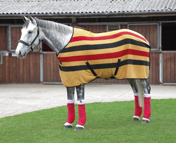 New market fleece täcke