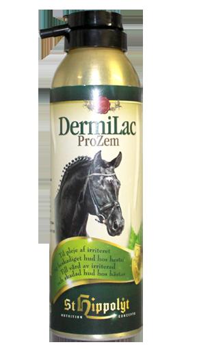 DermiLac ProZem, vårdande skum till skadad och irriterad hud