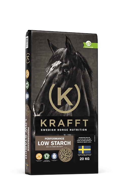 PERFORMANCE LOW STARCH