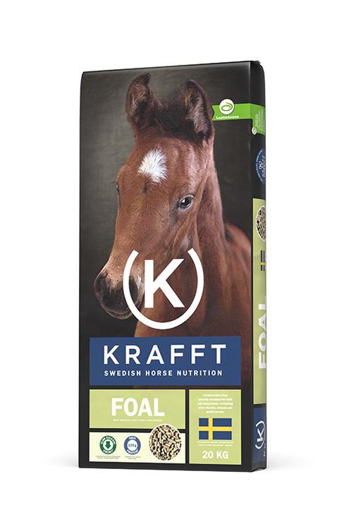 Hästfoder Krafft Foal