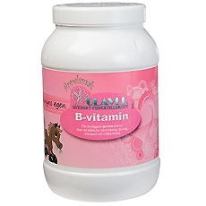 Claver B-Vitamin 1kg special for ponies