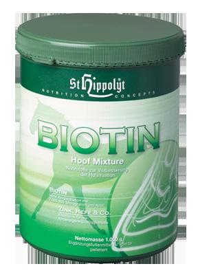 Biotin Mixture, 1kg - till uppbyggande av hoven