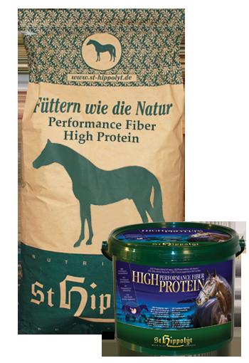 Performance Fiber High Protein® 25 kg -  koncentrerat fiberbaserat proteintillskott