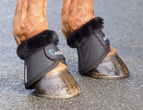 ARMA Fur Trimmed Overreach Boots