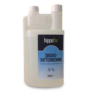 Hippofix Drikkevandsrening - 1 L