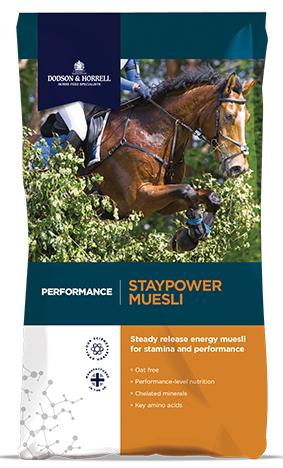 StayPower Müsli 20 kg