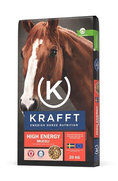 Krafft High Energy Muesli