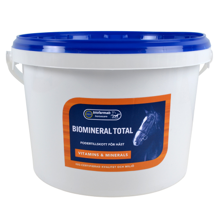 BioMineral Total 3,6 kg