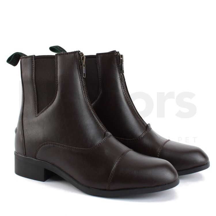 Dublin Assurance Jodhpur Boot Brown