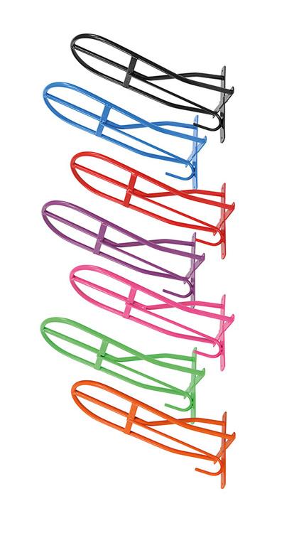 Färgglad sadelhängare