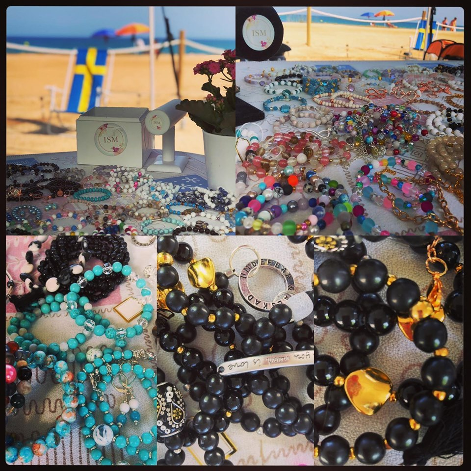 smycken, handgjorda smycken, jewelry, handmade jewelry, jewellery, ismjewelrymaking