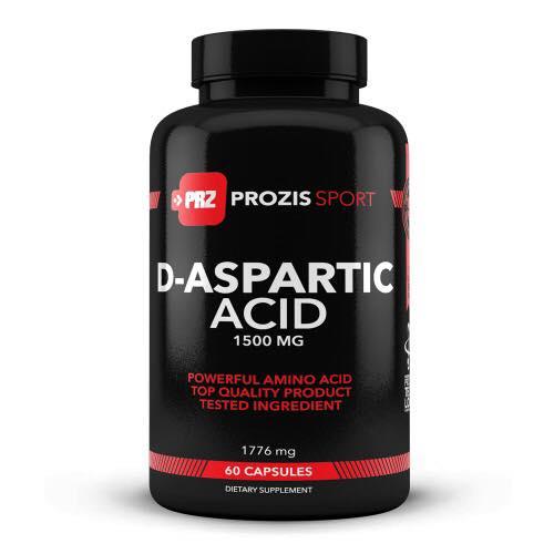 Prozis Sport D-Aspartic Acid 1500mg