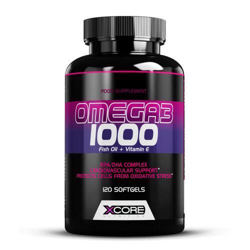 Xcore Omega-3 1000