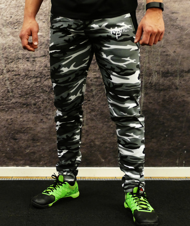 MPinc Grey Camo Pants