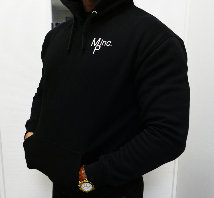 MPinc All Black Hoodie