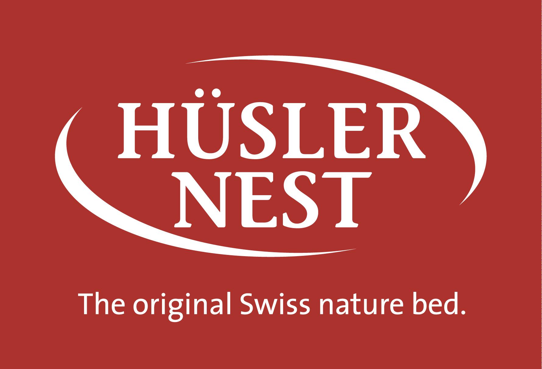 Hüsler Nest logotyp