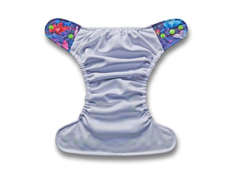 KoKoSi pocketblöja med Coolmax mot huden