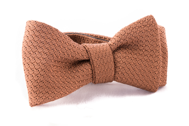 Self tie Garza Grossa - Dark Beige