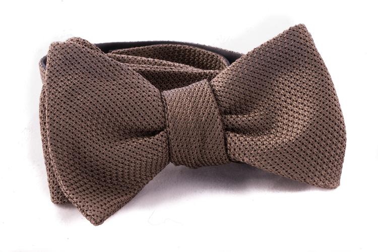 Self tie Garza Fina - Olive Green